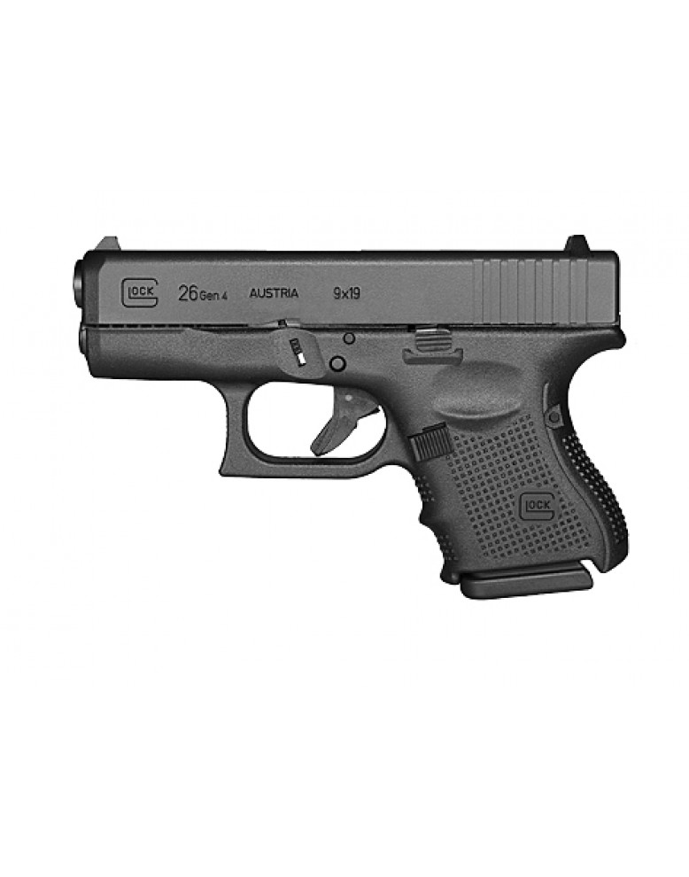 Glock 26 Gen4 - Glock - Pistols and Revolvers - Firearms