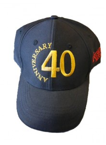 Perazzi MX8 40th Anniversary Cap