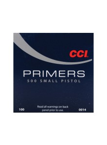 CCI 500 - Small Pistol