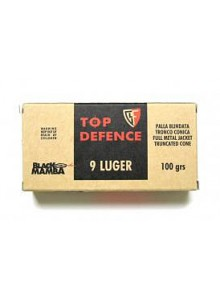 Fiocchi Top Defence 9 Luger