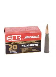 Barnaul 7.62X54R 174GR FMJ 20RDS