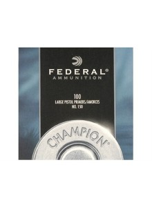Federal Large Pistol Primers