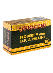 Fiocchi Flobert 9mm D.F. A PALLINI