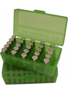 MTM Case-Gard P-50-38-10 (.357 / 380 Auto)
