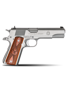 Springfield 1911 Mil-Spec .45ACP Stainless Steel