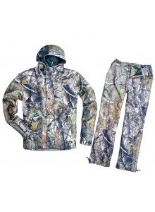 Camo Rain Coat (Suit)