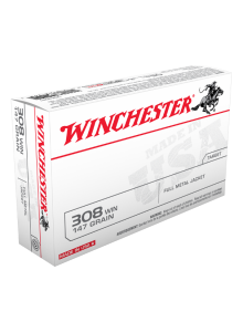 Winchester 308 Winchester 147 gr. FMJ