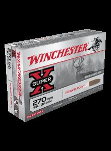 Winchester 270 Win 130 Grs. gr. Super-X